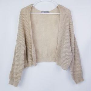 ASOS Knit Cardigan Loose Fitting EUC!